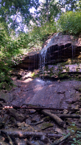 Martindale Waterfall at Englewood MetroPaks